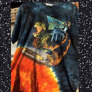 Universal back to the future tee